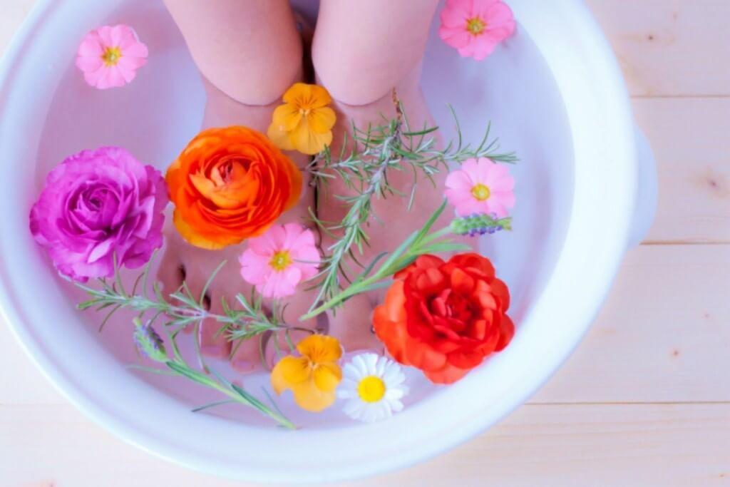 足の臭い対策で重曹の使い方